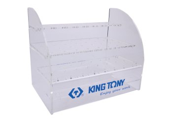 40 Holes Screwdriver Shelf KING TONY 87104