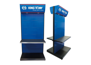 Double-sided Display Stand KING TONY 87307A