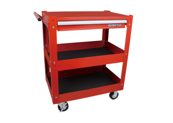1 Drawers Ball Bearing Type Shelf Trolley KING TONY 87441-1B