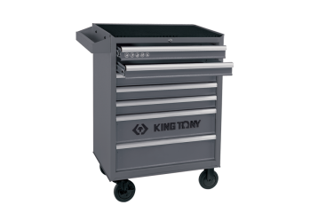 197 PC. Tool Trolley Set KING TONY 934-001MR-G