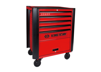 101 PC. Tool Trolley Set KING TONY 9632-009MR