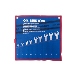 9 PC. Combination Wrench Set KING TONY 1209MRN