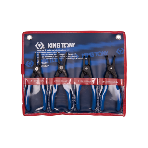4 PC. Circlip Pliers Set | KING TONY | 42154GP