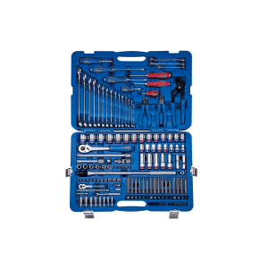 "153 PC. 1/4""+1/2""DR. Combination Socket Set 