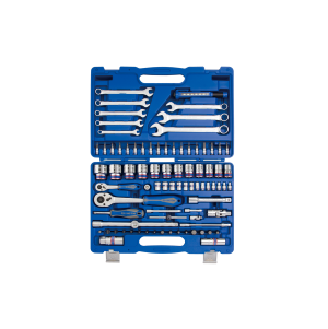 "83 PC. 1/4""+1/2""DR. Combination Socket Set 