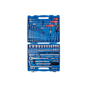 "97 PC. 1/4""+1/2""DR. Combination Socket Set 