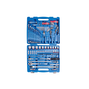 "87 PC. 1/4""+1/2""DR. Combination Socket Set 
