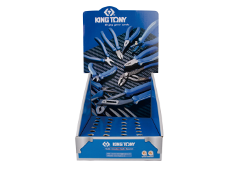 Display Stand for PVC Pliers  KING TONY