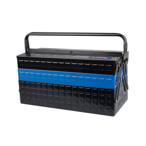 3 Section Fold Up Type Portable Tool Box KING TONY 87A05-KB