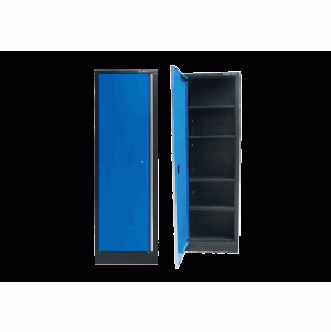 Tall Cabinet (black & blue) | KING TONY | 87D11-02A-KB