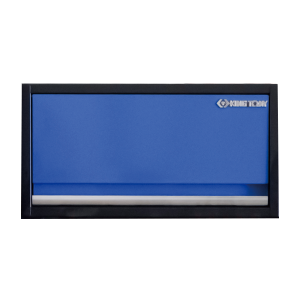 Wall Cabinet (black & blue) KING TONY 87D21-01A-KB