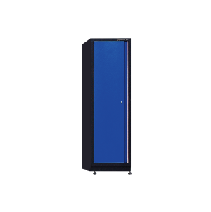Tall Cabinet (black & blue) KING TONY 87D21-02A-KB