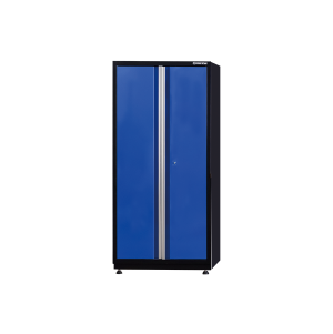 Tall Cabinet (black & blue) KING TONY 87D21-18A-KB