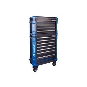 Heavy Duty Tool Chest & Trolley KING TONY 87G001DQ-BK