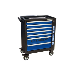 7+2 Drawers Multi-functional Tool Trolley KING TONY 87G34-7B-KB