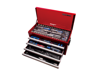 219 PC. Tool Chest Set KING TONY 911-000CRV