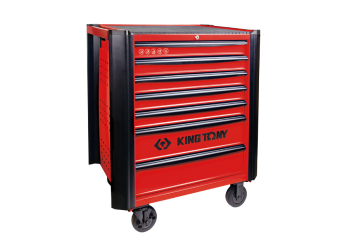286 PC. Tool Trolley Set (EVA FOAM) KING TONY 9634-010MRV
