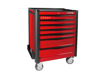 286 PC. Tool Trolley Set (EVA FOAM) KING TONY 9934F-010MRV