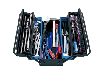 68 PC. Tool Box Set KING TONY 9A05-068MR-KB