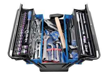 103 PC. Tool Box Set KING TONY 9A05-103MR-KB