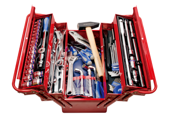 103 PC. Tool Box Set KING TONY 9A05-103MR