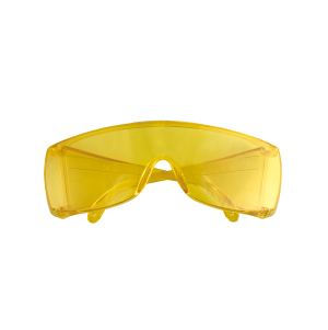UV Protection Yellow Safety Goggle KING TONY 9CK-102
