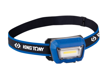 3W COB LED Inductive Headlight KING TONY 9TA52