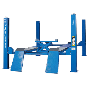 4.5T Four-Post Lift for Four-Wheel Alignment KING TONY 9TYP8111A
