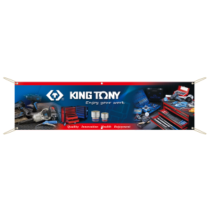 KING TONY Canvas Strip | KING TONY | ADCV-02