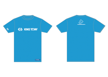 T-shirt(Blue) KING TONY ZS142B