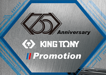 35th Anniversary Promotion  KING TONY