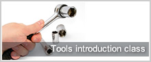 Tools introduction class