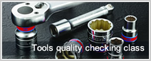 Tools quality checking class