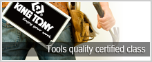 Tools quality certified class