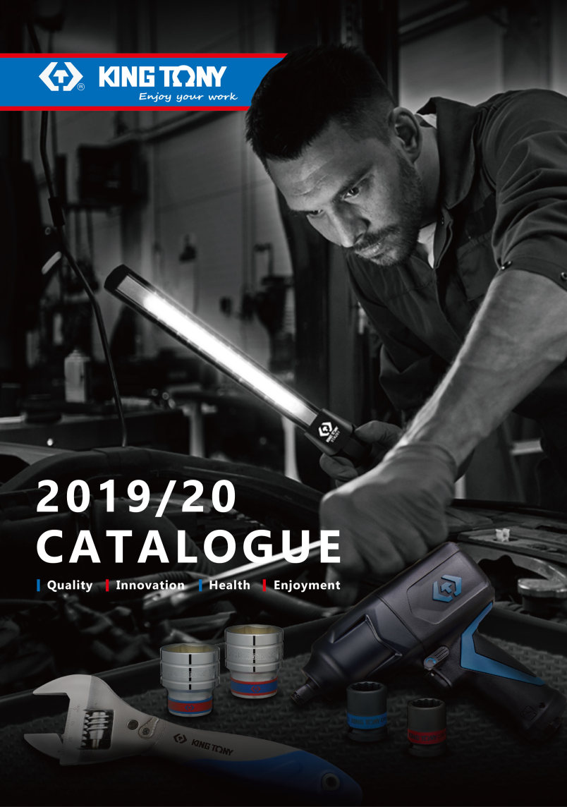 2019 KING TONY Catalog