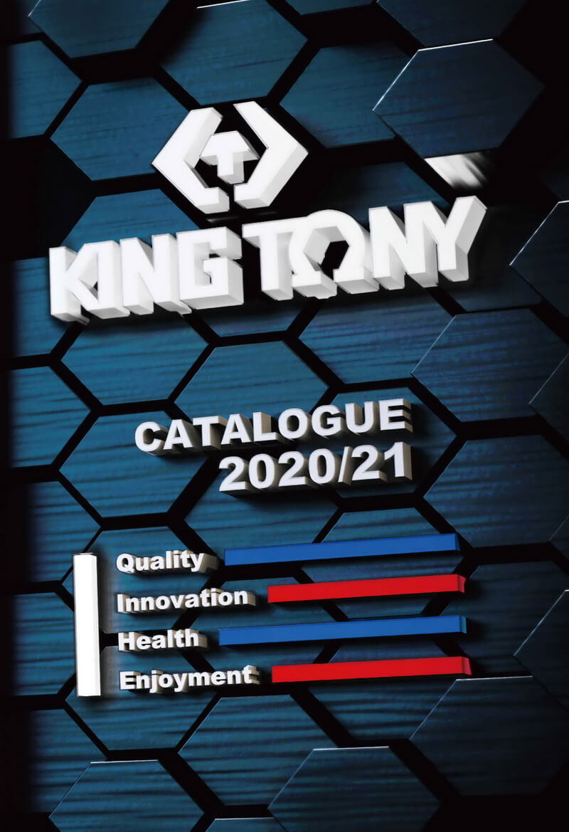 2020 KING TONY Catalog