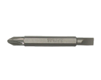 "1/4"" Bit (PHILLIPS / SLOTTED head) 