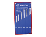 6 PC. 0° Offset Ring Wrench Set | KING TONY | 1F06MRN