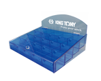 20 Grid Bit Display Box | KING TONY | 87352