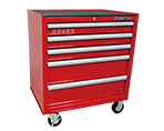 5 Drawers Ball Bearing Type Tool Trolley | KING TONY | 87431-5BE