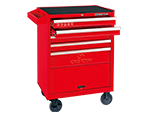 5 Drawers Risk-Free Tool Trolley | KING TONY | 87432-5G