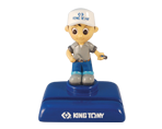 Card Holder of Dr.Q Toy Figure | KING TONY | ZS535