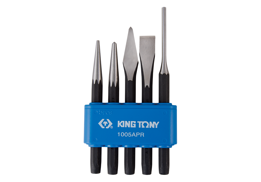 5 PC. Punch Set  KING TONY  1005APR