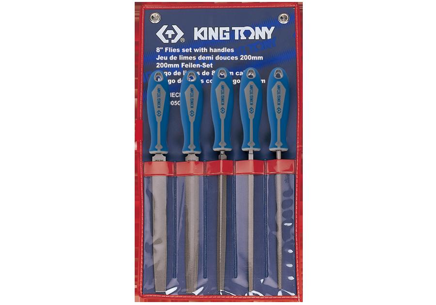 5件式 銼刀把組 | KING TONY | 1005GQ