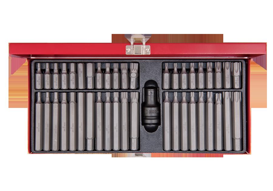 43件式 起子頭組套  KING TONY  1043CQ, 永安實業工具購物網