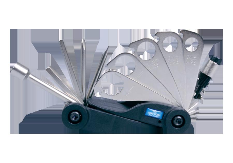 20件式 折疊式複合工具組  KING TONY  20A17MR, 永安實業工具購物網