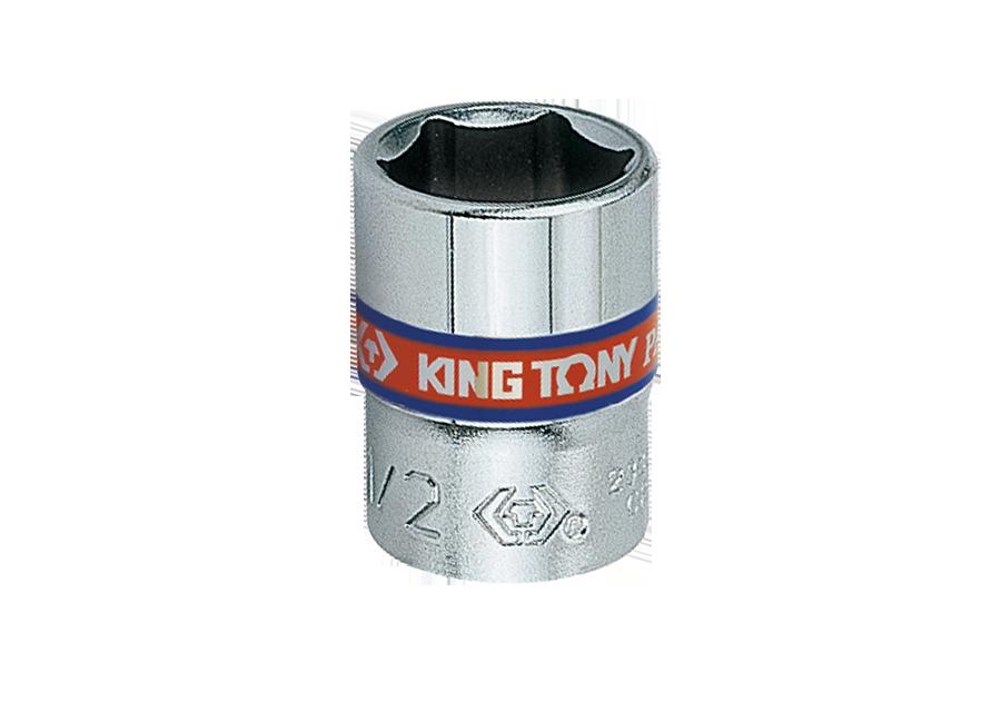"""1/4""""DR. 英制六角標準套筒  KING TONY  2335S, 永安實業工具購物網"""