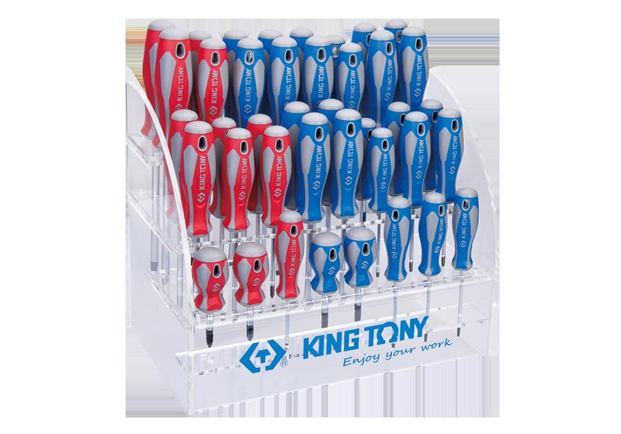 40件式 起子展示組  KING TONY  31427MR, 永安實業工具購物網