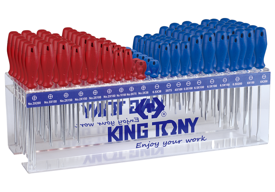 114件式 起子展示組 | KING TONY | 31519MR