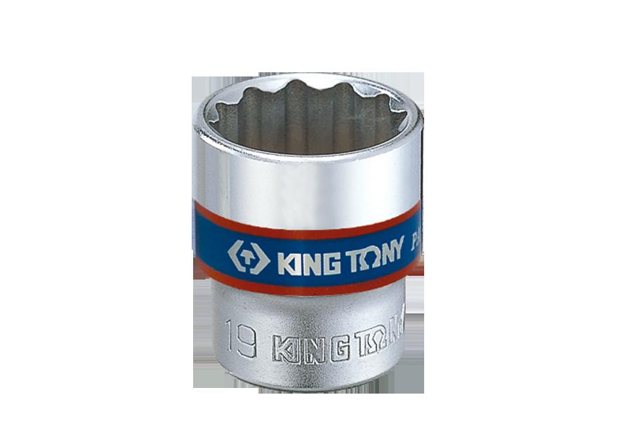 """3/8""""DR. 公制十二角標準套筒  KING TONY  3330M, 永安實業工具購物網"""